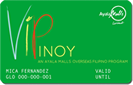 VIPinoy Card
