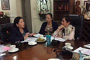 Overseas Filipinos and migration stakeholders in 4 Countries and 7 provinces to participate in a project to  Mobilize Migrant Resources for Agriculture Development