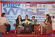 Pinoy WISE  Encourages Overseas Filipinos from UAE and Qatar  to invest in their Local Communities