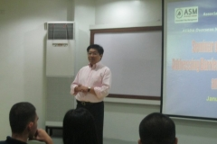 Financial Literacy Seminar for Seafarers and their Families (January 26 - 27, 2011)