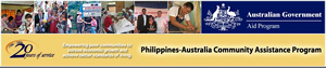 Philippine - Australia Community Assistance Program